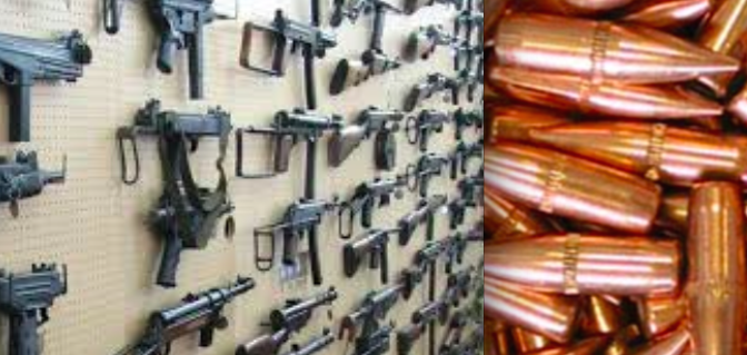 SALW: New Guidelines On Transportation Of Small Arms By Air
