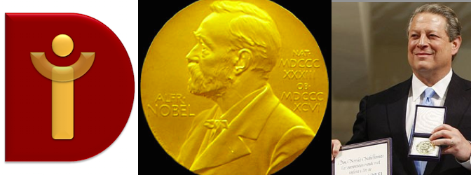 Norway: DI At Ceremony of the Nobel Peace Prize