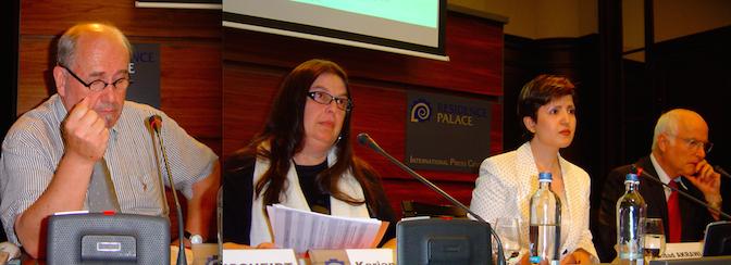 DI Press Conference At EU Parliament