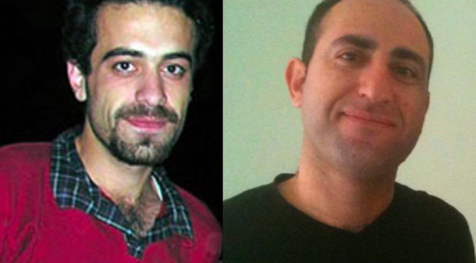 Iran: 2 journalists facing death penalty