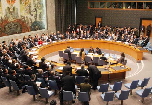 UN: Security Council To Table New Resolution On Sexual Violence