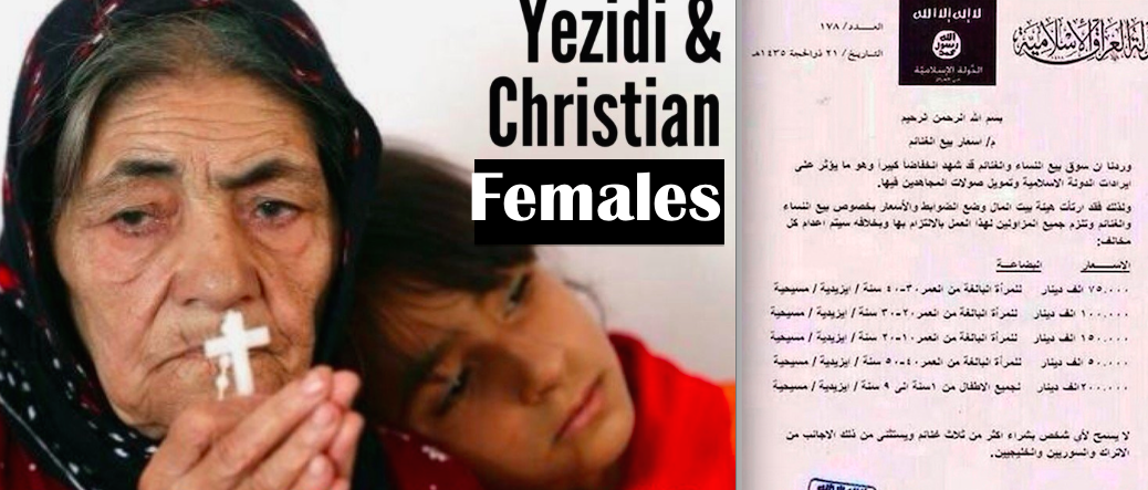 IS Price List for Yazidis and Christian Females-2