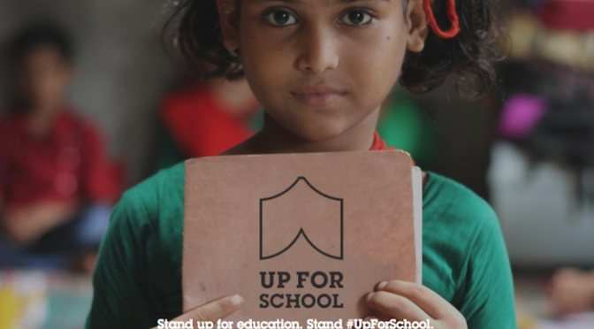 Join Us: Sign #UpForSchool Petition