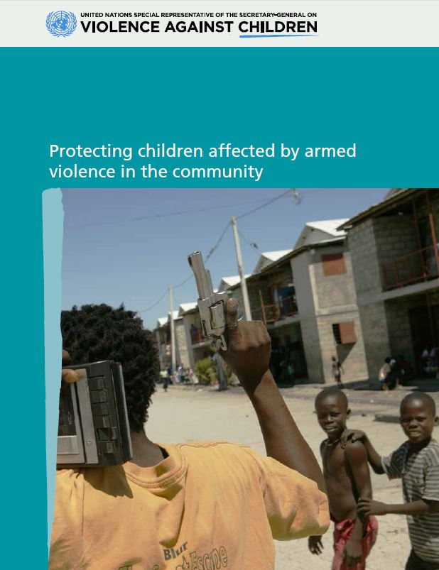 a report on violence in children