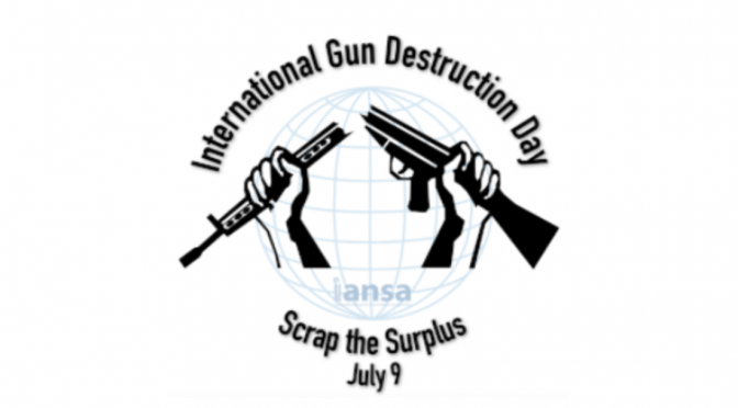 International Gun Destruction Day