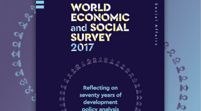 New Publication: World Economic and Social Survey 2017