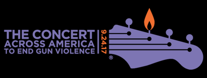 Join Global Concert To End Gun Violence – September 21-24