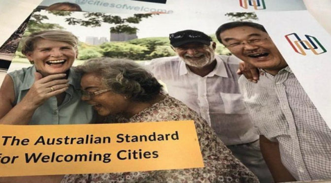 Webinar: Building Inclusive Cities: What is a Welcoming Standard?