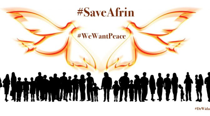 Save Afrin: The World Has To Act Now