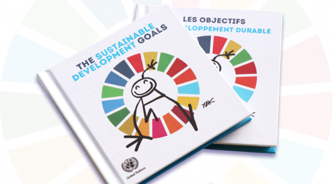 NEW PUBLICATION: The Sustainable Development Goals