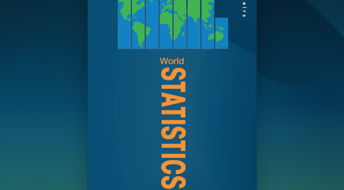 NEW PUBLICATION: World Statistics Pocketbook