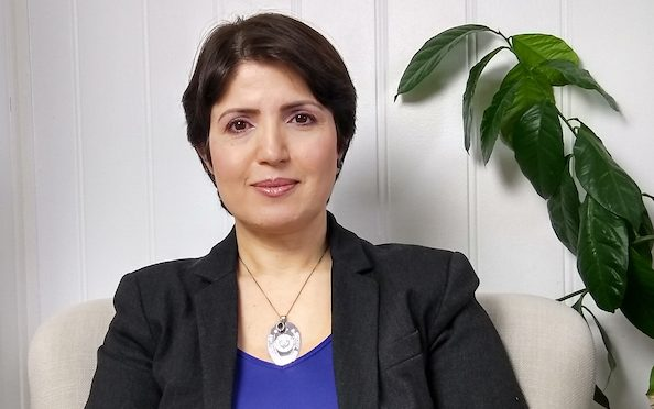 Dr. Widad Calls For End toTurkey's Occupation of Afrin
