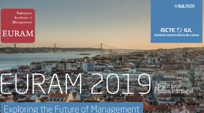 Portugal: European Academy of Management conference