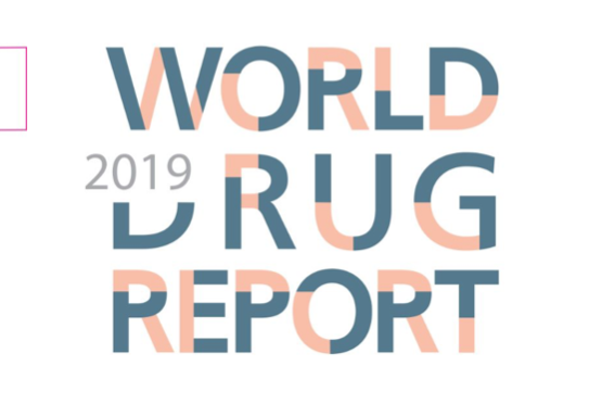 NEW PUBLICATION: 2019 World Drug Report