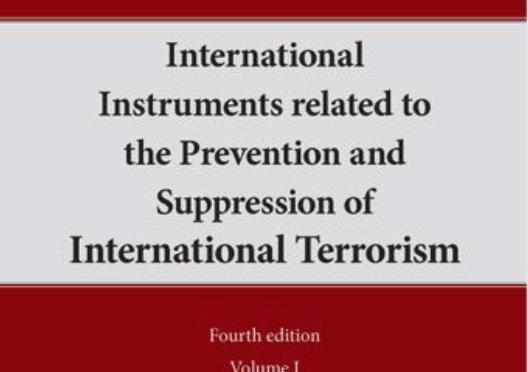 NEW PUBLICATION ON PREVENTION AND SUPPRESSION OF TERRORISM