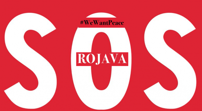 Save Rojava: The World has to act now